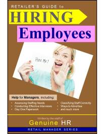 Retailer's Guide to Hiring Employees